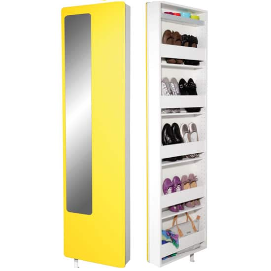 6 Undeniable Benefits Of A Glass Shoes Storage Cabinet