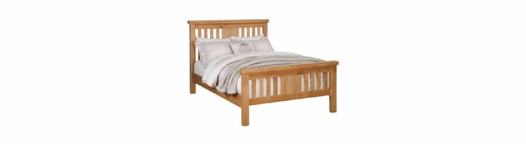 Don't fill the bedroom with unnecessary furniture
