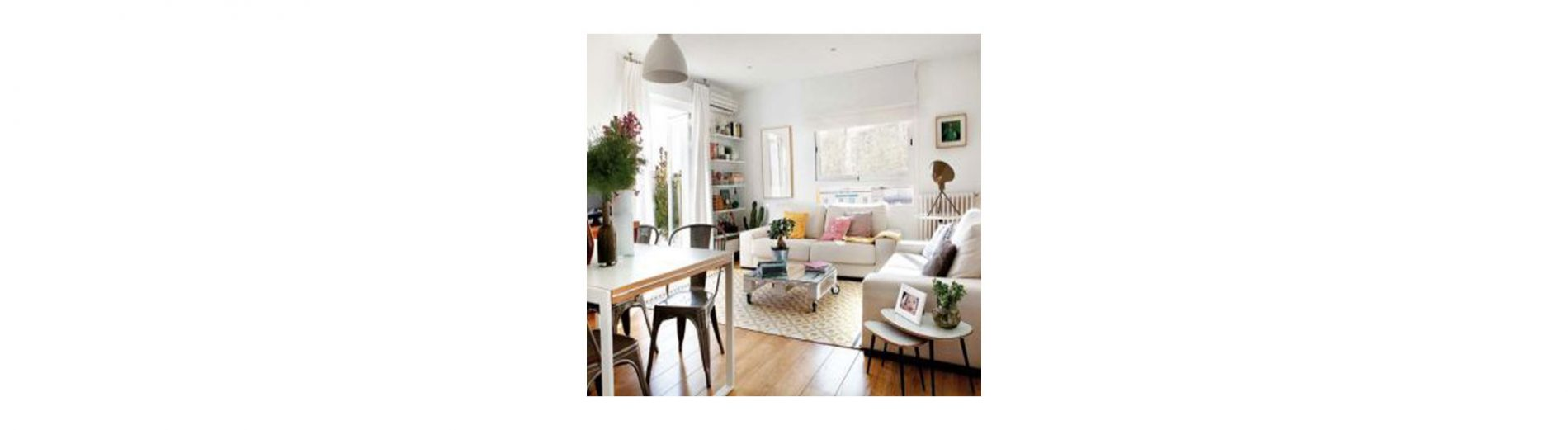 4 Easy Ways to Keep a Small Apartment Organized