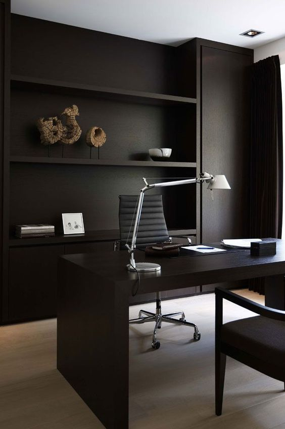 home office furniture design for men furniture in fashion 9 min - How to create a Mid-century modern home office
