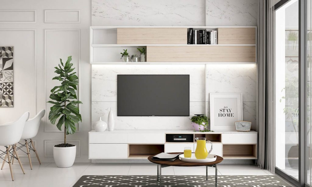 Wall mounted console units 1024x614 - Practical Things You Can Do On Lockdown