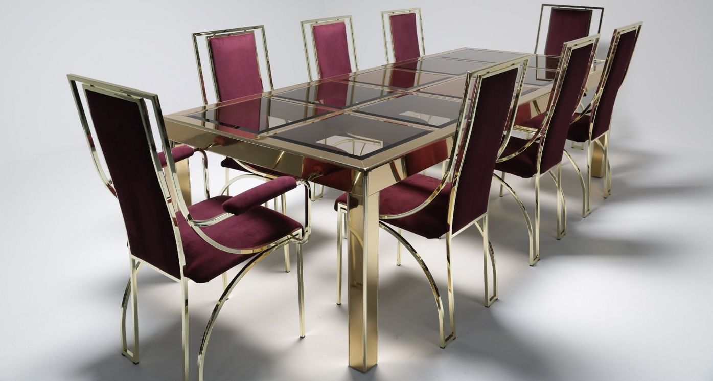 10 Most Popular Glass Dining Tables for 2020