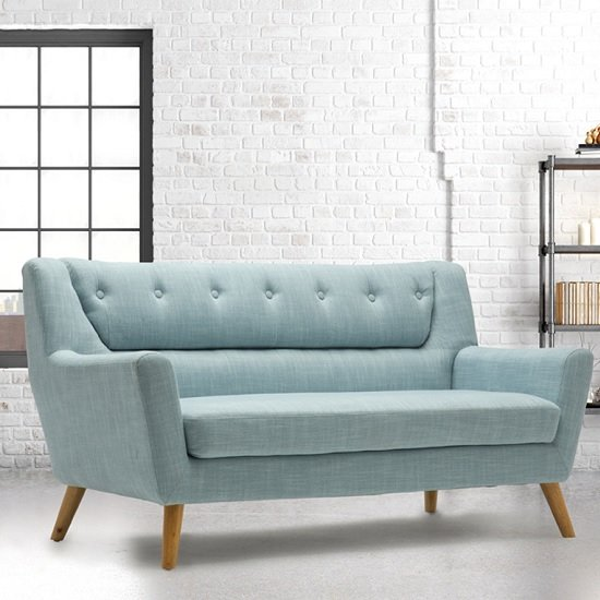 stanwell 3seater sofa blue - 5 Tips On Purchasing A  Sofa