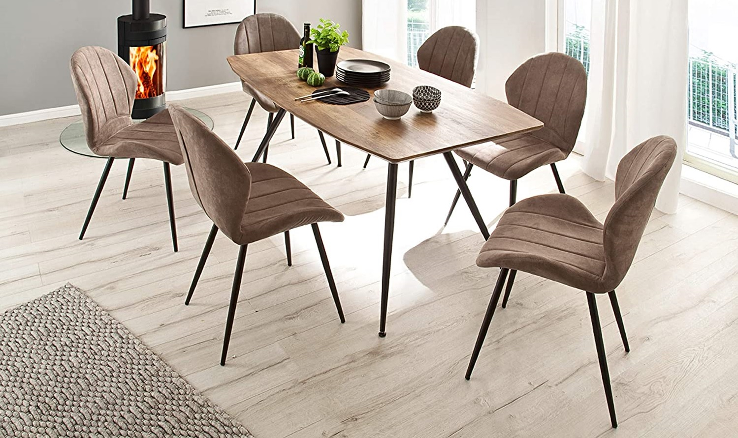 Top 10 Brands to Buy Dining Table and Chairs Online & Instore