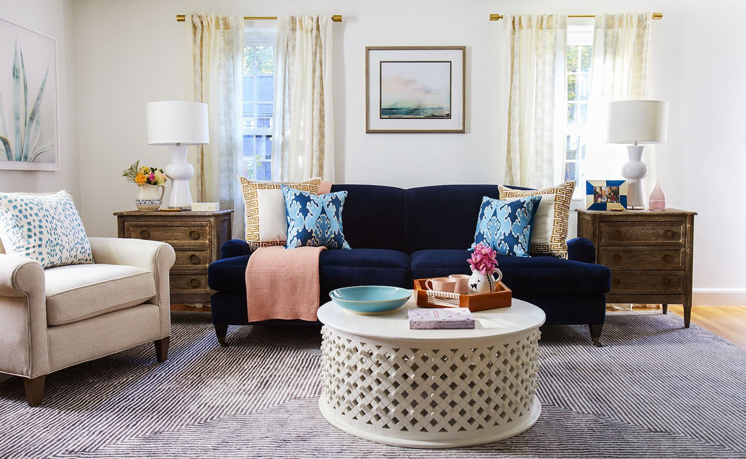 10 Easy Living Room Decorating Ideas for Every Style and Budget
