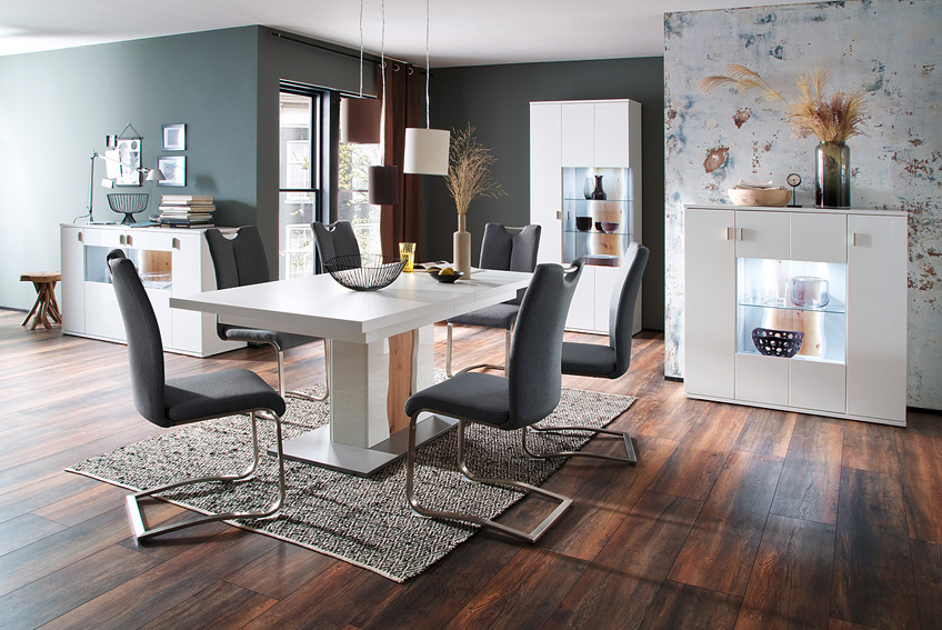 Dining Room Look Elegant - How Can I Make My Dining Room Look Elegant?