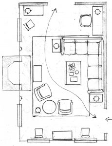 Living Room Layout 230x300 - Popular Sofa Arrangements to Maximize Your Living Room Layout
