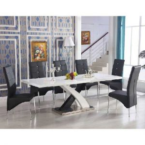 axara blk dining tbl vesta chair blk min 300x300 - Home Decorating With a Moroccan Theme