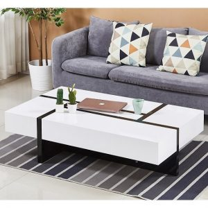 storm coffee table white 300x300 - Home Decorating With a Moroccan Theme