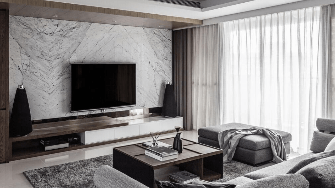 MODERN WALL TV CABINETS & UNITS FOR YOUR LIVING ROOM | INTERIOR DESIGN IDEAS
