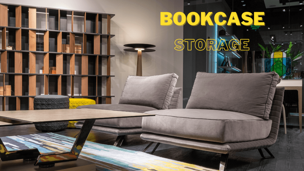 Maximise Storage With Your Bookcase